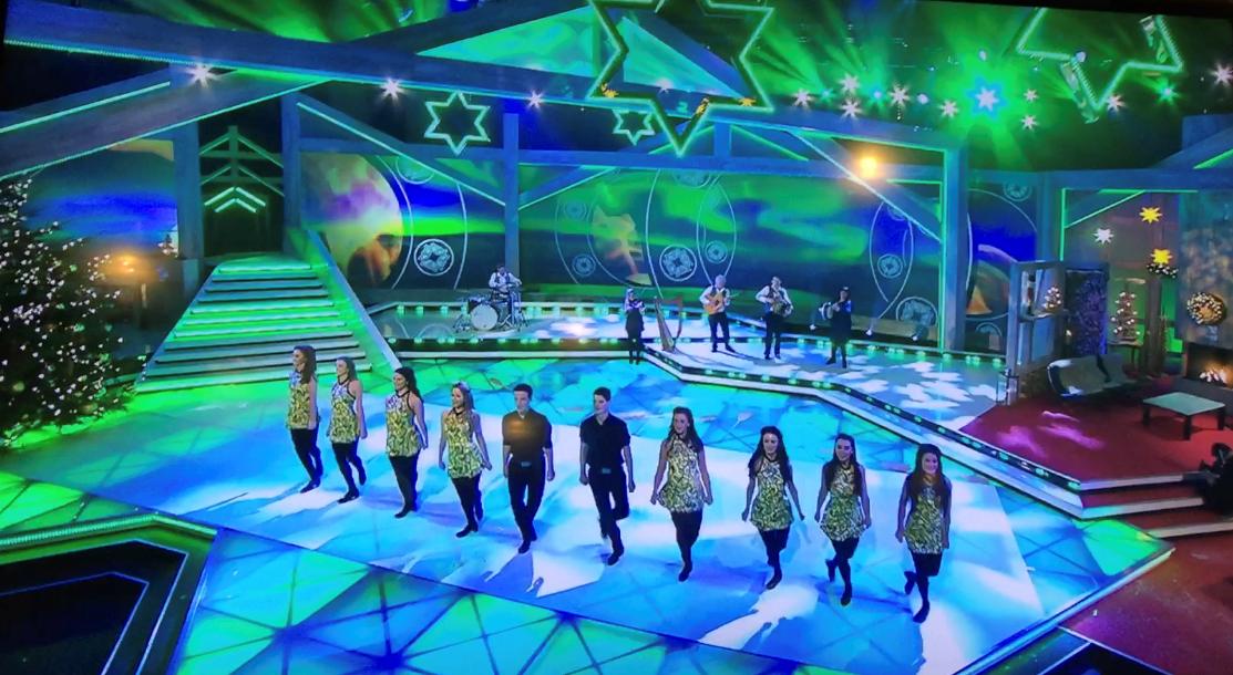 Danceperados of Ireland - Live on TV_ Große Show der Weihnachtslieder_09.12.2017 copyright Danceperados GmbH