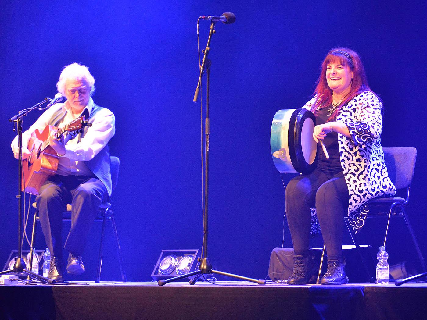 Ian and Geraldine